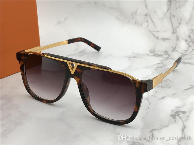 a75e5330b Compre Louis Vuitton LV0937 New Medusa Óculos De Sol Sem Aro Piloto ...