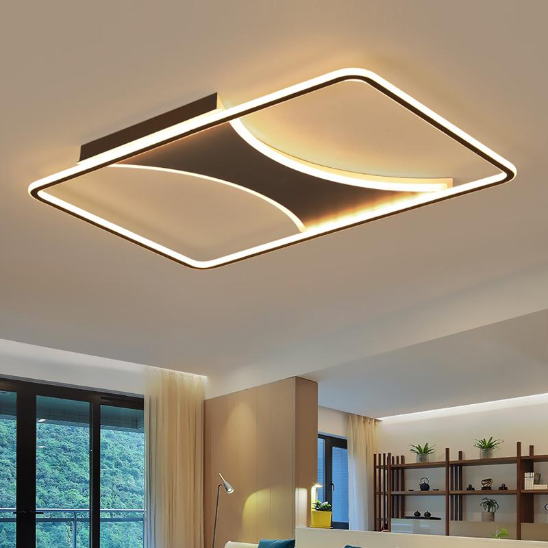 chandelier lighting for living room bedroom lustre rectangle led rh dhgate com