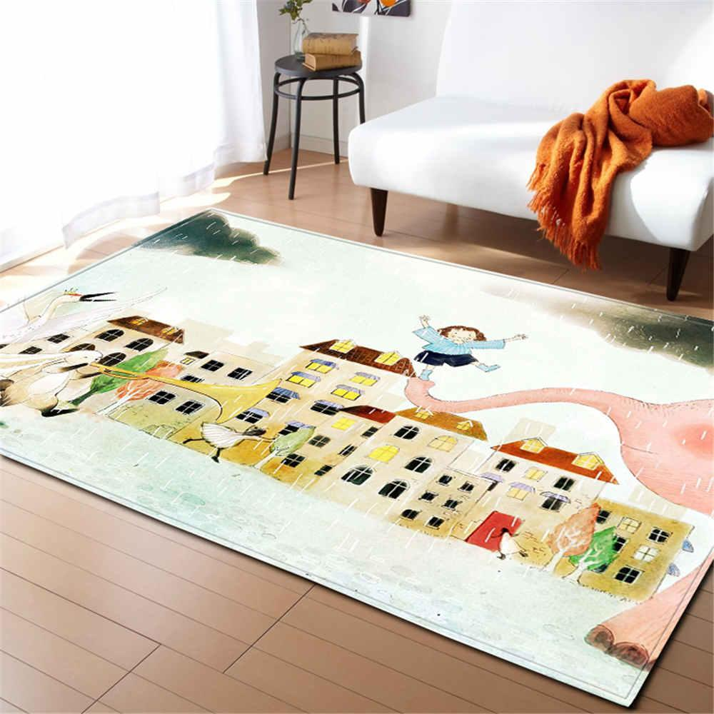 modern children room carpets girls bed room decoration area rug rh dhgate com