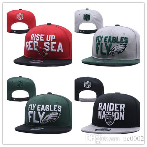 Cardinals Philadelphia Eagles Raiders Baseball Snapbacks All Teams Steelers  Football Hats Man Sports Flat Hat Hip Hop Caps Thousands Styles Brixton  Hats ... afdc0487b8e