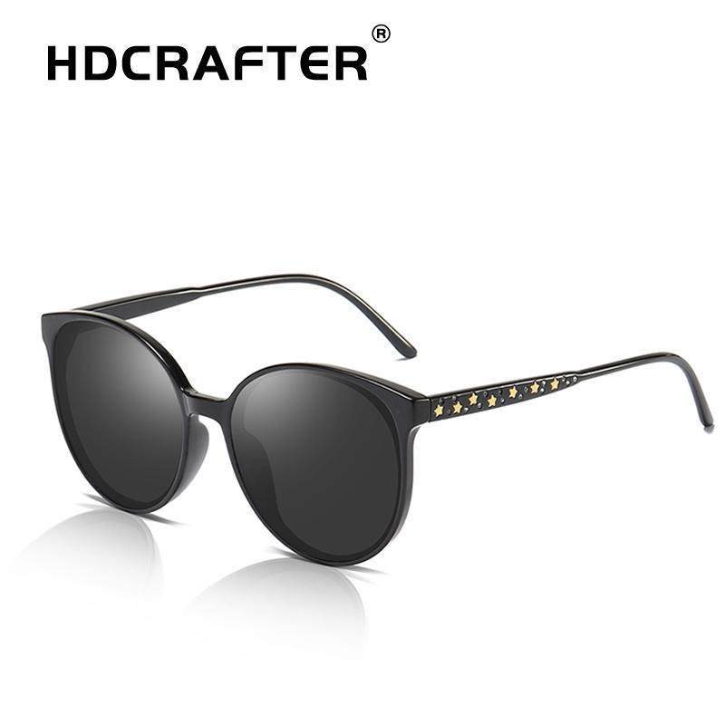 f5d3e36be8e Fashion Brand Designer Polarized Sunglasses Women UV400 Mirror Cat Eye Sun  Glasses For Female Luxury Sunglasses Oculos De Sol Online with  30.9 Piece  on ...