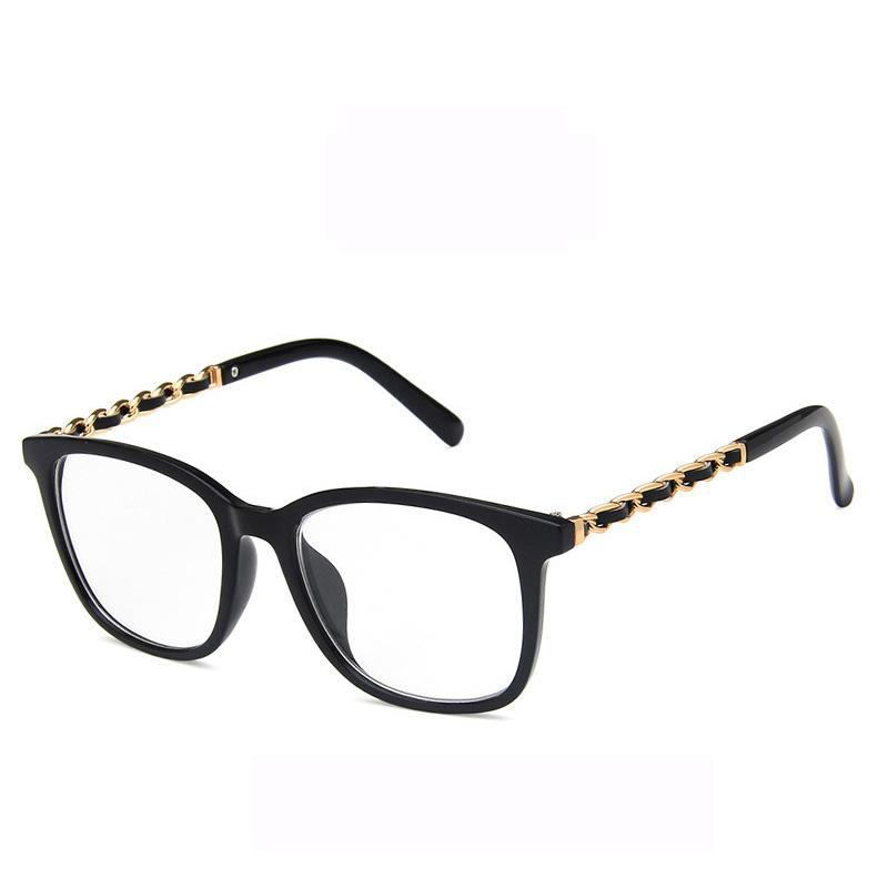 bbd85fe40ce Vintage Women Men Glasses Frames Clear Lens Optical Eyewear Frame ...