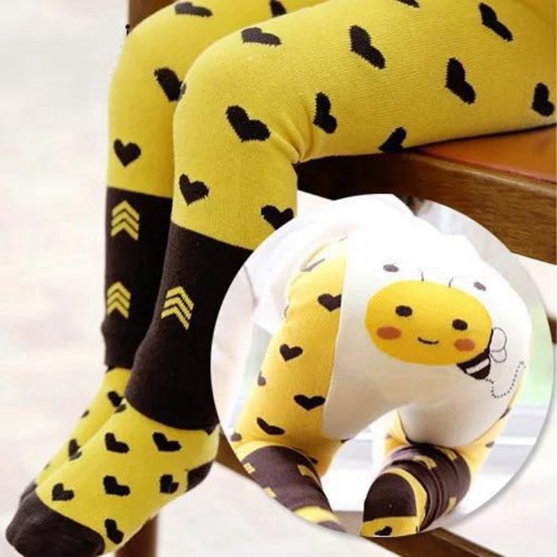 b6c01b883db89 Acheter Leggings Bébé Couleur Bonbon Pantalon Coton Enfants Mignon Dessin  Animé Animal Leggings Deux Pièces Élastique Bébé Garçons Tricot Big Leg  Jambières ...