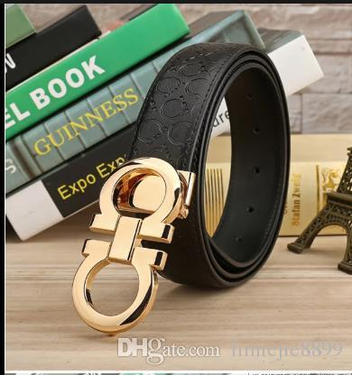 Spirit societyer guy man, leather belt youth leather leisure, smooth buckle belt Korean version of the trend crocodile belt