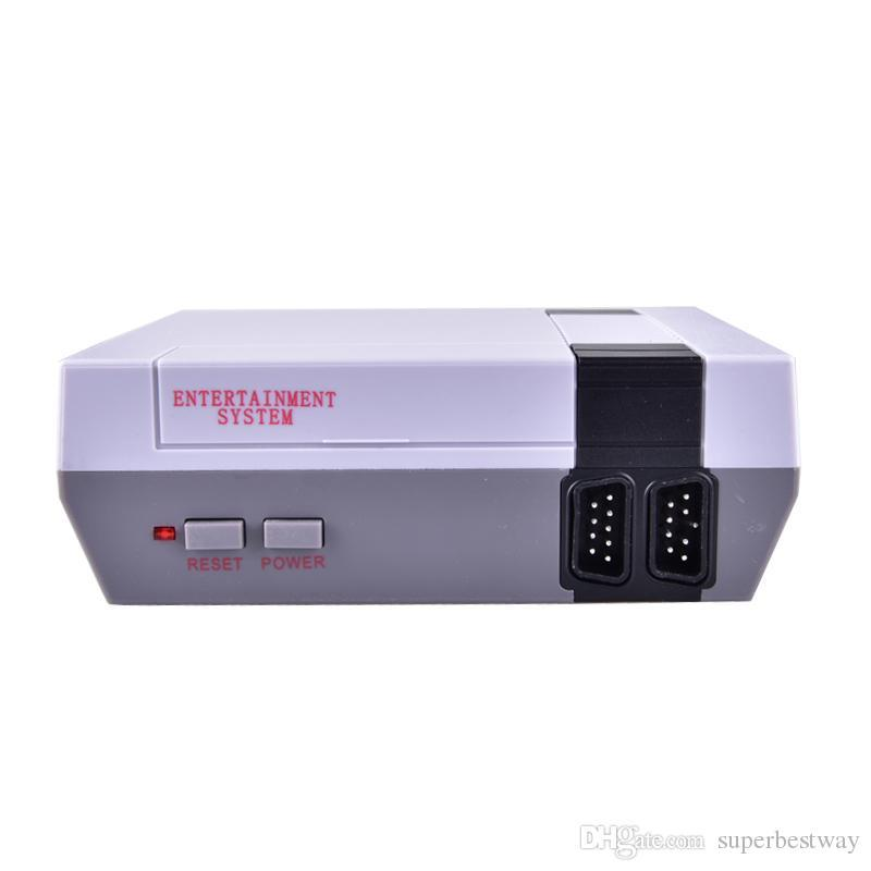 Mini TV Game Console can store 620 Video Handheld for NES games consoles with retail boxs OTH733