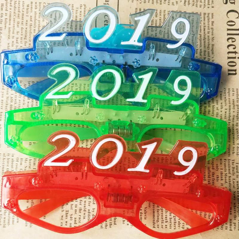 Electronics For Christmas 2019 The New 2019 Digital Flash Light Emitting Electronic Glasses