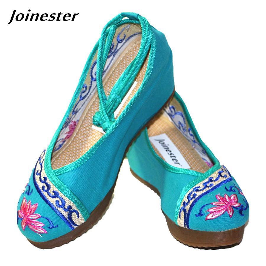 6dbbb0a34 Compre Designer Vestido Sapatos Retro Tradicional Botão Tira No ...