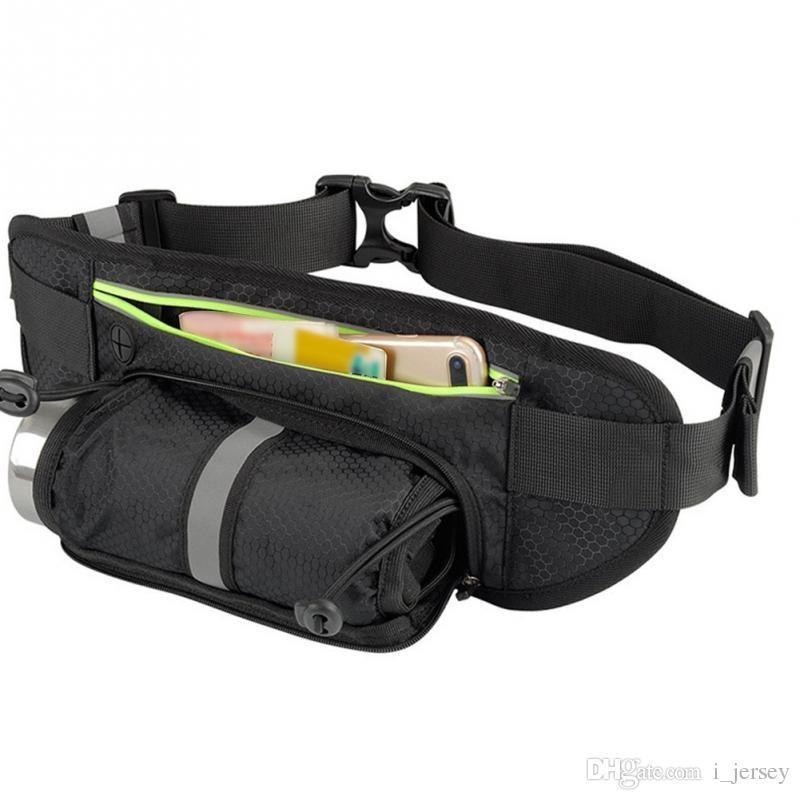 Running Bag Sports Water Bottle Holder Outdoor Waist Bag Nylon Fanny Pack  Men Women Sport Gym Fitness Phone Belt New  29348 UK 2019 From I jersey 644ca28d6