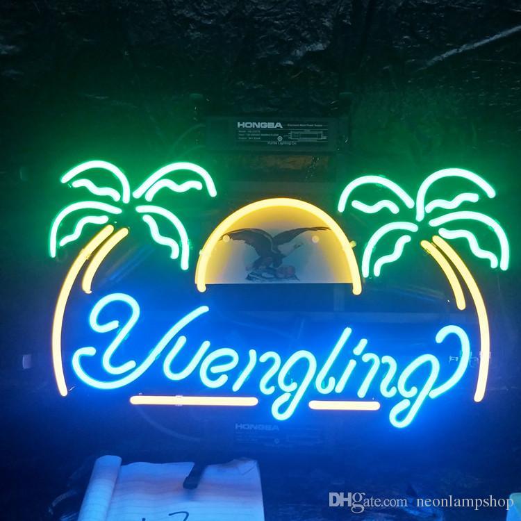 2020 Custom Yuengling Beer Neon Sign Light Outdoor Bar