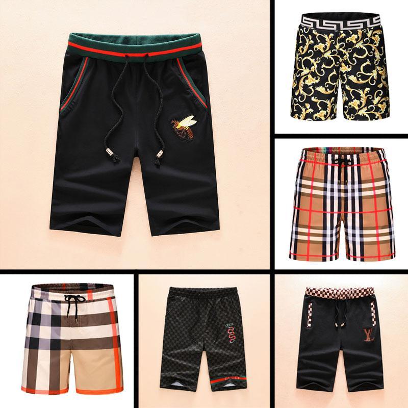 30058764a894 Pantalones cortos deportivos de calidad superior para hombres pantalones de  playa de verano de moda deporte para hombre pantalones cortos f6sorh