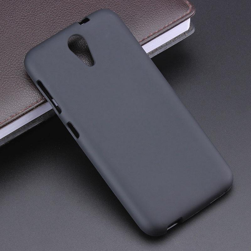 hot sale online d06f3 17db3 Gel TPU Soft Anti Skiding Case Back Cover For HTC Desire 620 620G 620 G  /820 Mini 5.0inch Phone Rubber silicone Bag Coque Fundas
