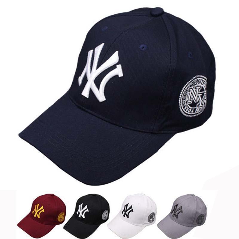 27187d9aa8b2c Compre Moda Gorra De Béisbol Snapback Sombreros Gorras Para Hombres Mujeres  Marca Deportes Hip Hop Sombrero De Sol Plano Hueso Gorras Para Hombre  Barato ...