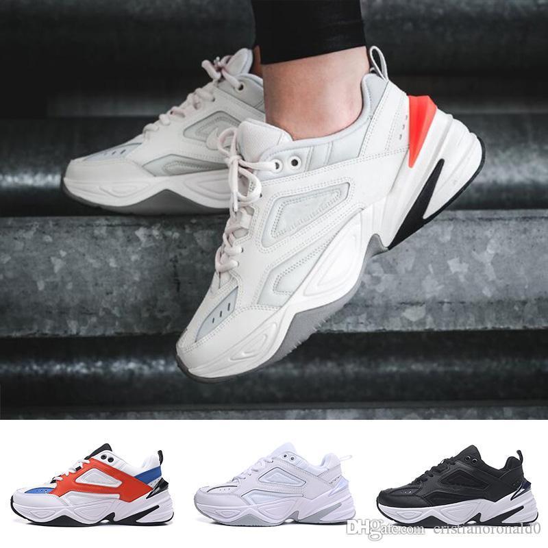 Acquista 2019 Le Ultime Scarpe Sportive TN Da Uomo Fashion Casual Da Donna  Uomo 4 M2K TEKNO Sneakers Design Di Alta Qualità Da Uomo 36 45 .74 A  33.98  Dal ... eedcb123259