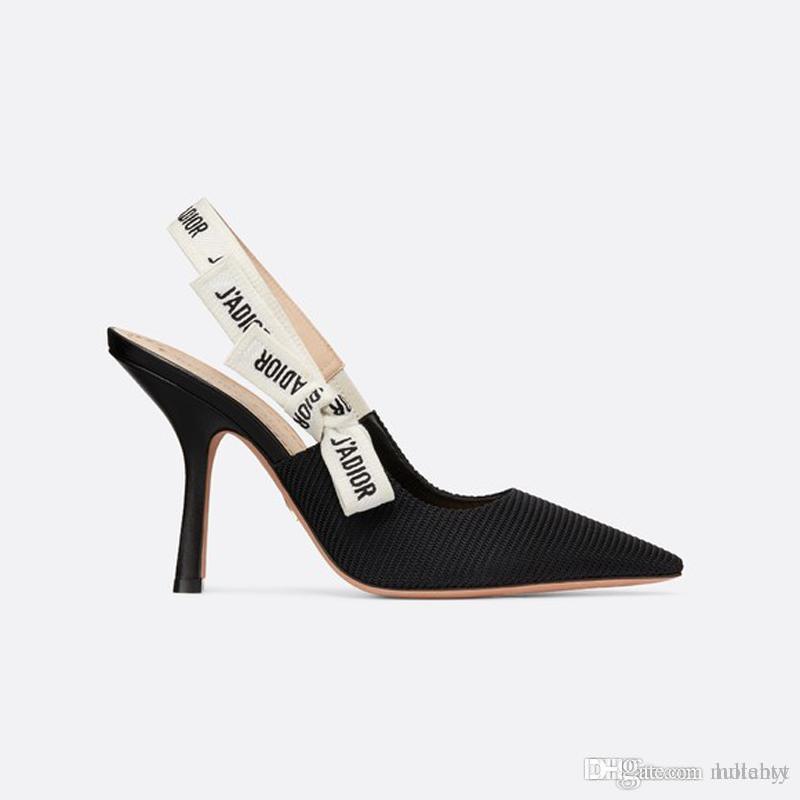 7352ae683 2019 New Fashion Luxury Designer Cat Shoes Women Sandals Women Designer  Sandals Designer Sandals Bow Pentagram Sign Original Box Size 35 42 Boots  Shoes ...
