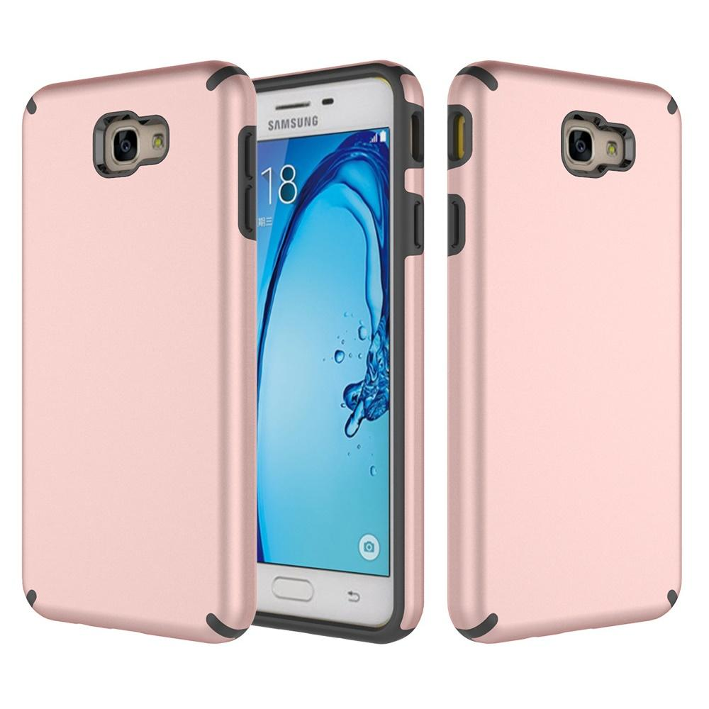 online store d4d4d 1654b 360 Full Protective Dual Layer Hybrid Case for Samsung Galaxy S7 Edge J7  Nxt Core Neo J5 Prime Shockproof Hard Back Cover