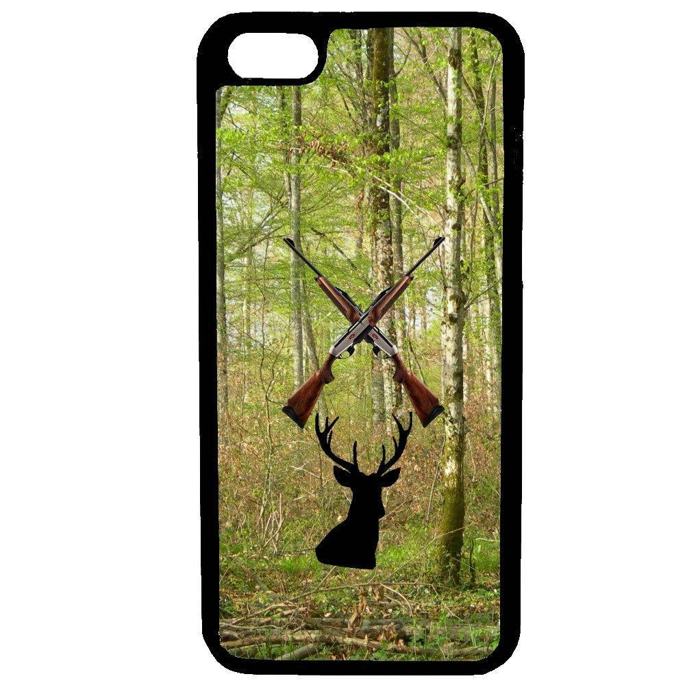 2541c0c42c25 Hunting Hunter Deer Hunting Forest Phone Case For Iphone 5c 5s 6s 6plus  6splus 7 7plus Samsung Galaxy S5 S6 S6ep S7 S7ep Bedazzled Phone Cases Cell  Phone ...