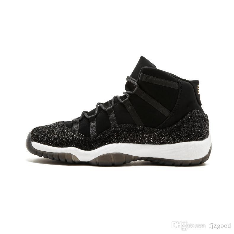 ed3b9bf1795 Concord High 45 Platinum Tint 11 XI 11s Cap And Gown Men Basketball Shoes  PRM Heiress Gym Red Space Jams Women Sports Sneakers Canada 2019 From  Fjzgood