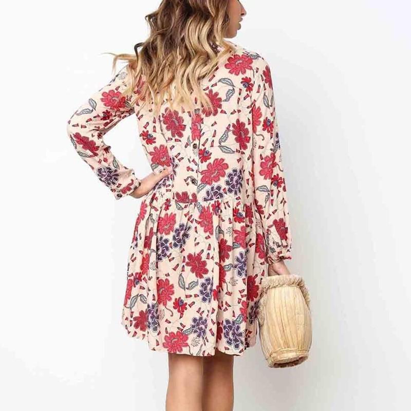 비치 드레스 Vestido 섹시한 민소매 느슨한 헐렁한 드레스 여름 해변 짧은 미니 드레스를 인쇄 여성 캐주얼 스윙 sundress에 꽃