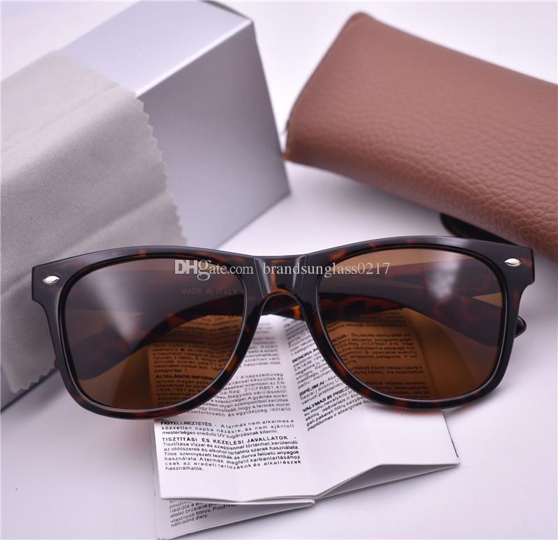 d52b2bb71a Compre Diseñador De Marca Polarizado Moda Gafas De Sol Hombres ...
