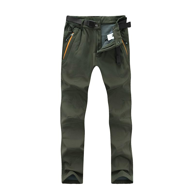 Clorts Winter Hiking Pants For Men Women Breathable Outdoor Down Pants  Women S Fleece Warm Trekking Man Hunting UK 2019 From Ekuanfeng 2f7279ffd