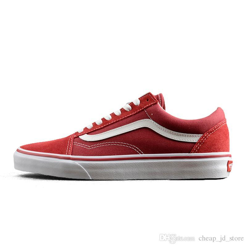 617cefea334 Casual Shoes Vans Old Skool Authentic Low for Mens Women