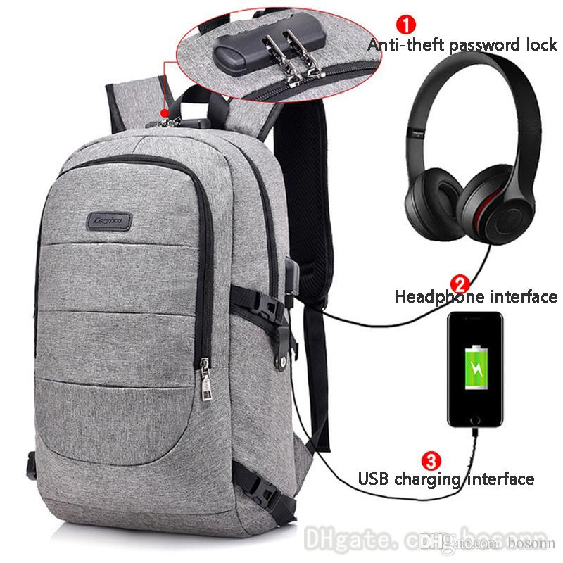 d8a2bed7f5 2019 Travel Laptop Backpack