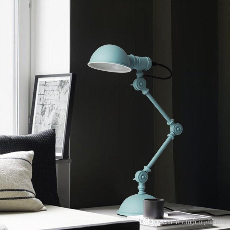 Lampe De Bureau Détude Bureau Travail Moderne Simple Chambre