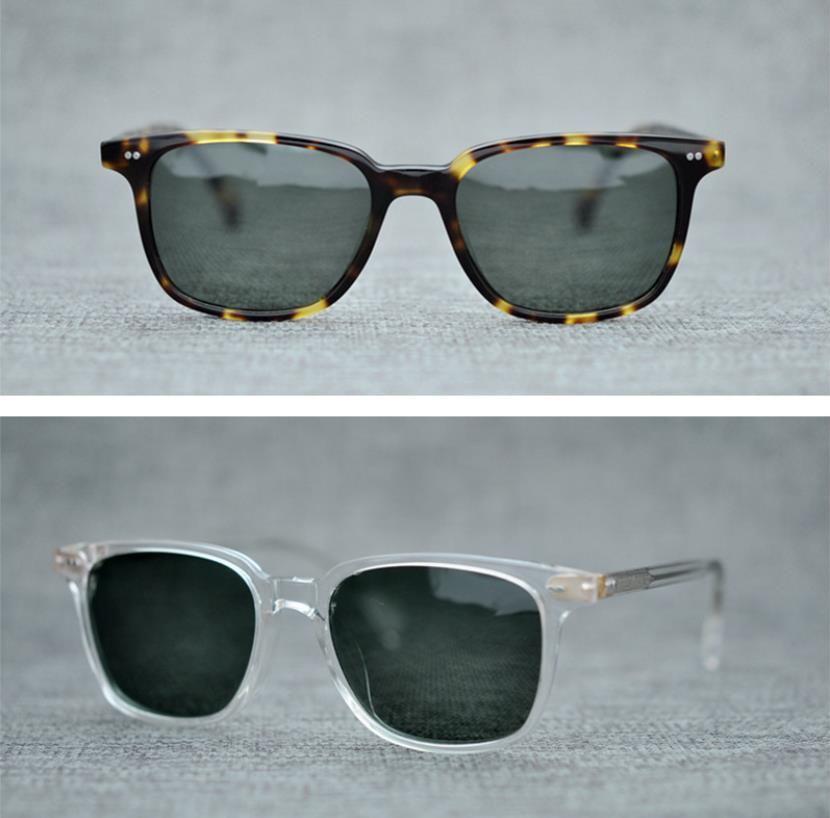 52be4bcf0e Compre Hombres Oliver Peoples Gafas De Sol Polarizadas OV5316 Mujeres Gafas  Cuadradas Diseñador De La Marca Gafas De Sol Gafas De Sol De Tablón Sombras  Con ...