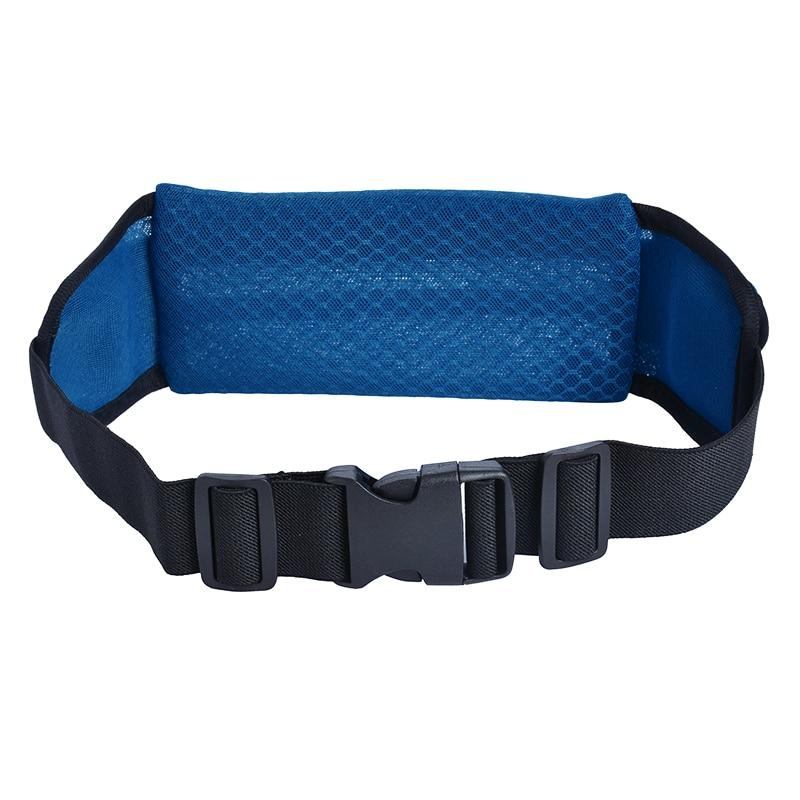 HEFLASHOR sport Running Waist Bag Waterproof Mobile Phone Holder Jogging Belt Women Gym Fitness waist Pocket outdoor Travel Bag