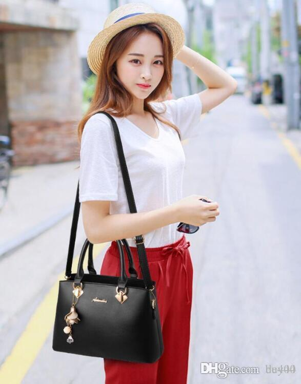Large Capacity Bag Handbags Top Handles 2019 brand fashion designer luxury bags Evening Shoulder Hobo Crossbody Seller handbag lover gift