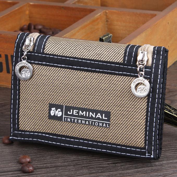Men Wallets Good Quality Short Design Man Purses Money Bags Brand