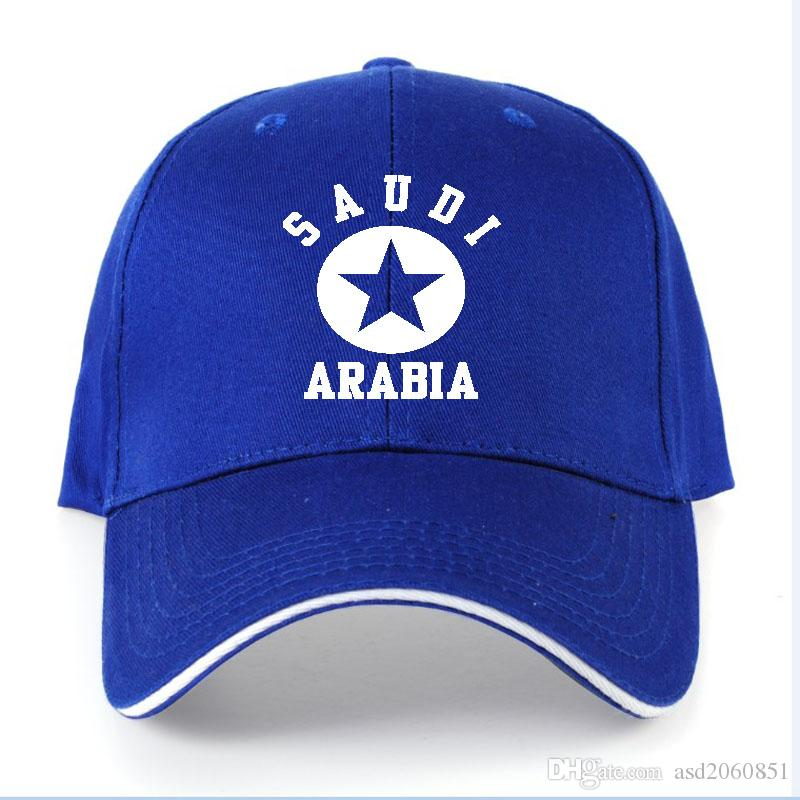 32801a7f85145 Saudi Arabia Slovakia Male Youth Student Boy Free Custom Made Name Number  Print Photo Unisex Advertising Baseball Caps Custom Fitted Hats Design Your  Own ...