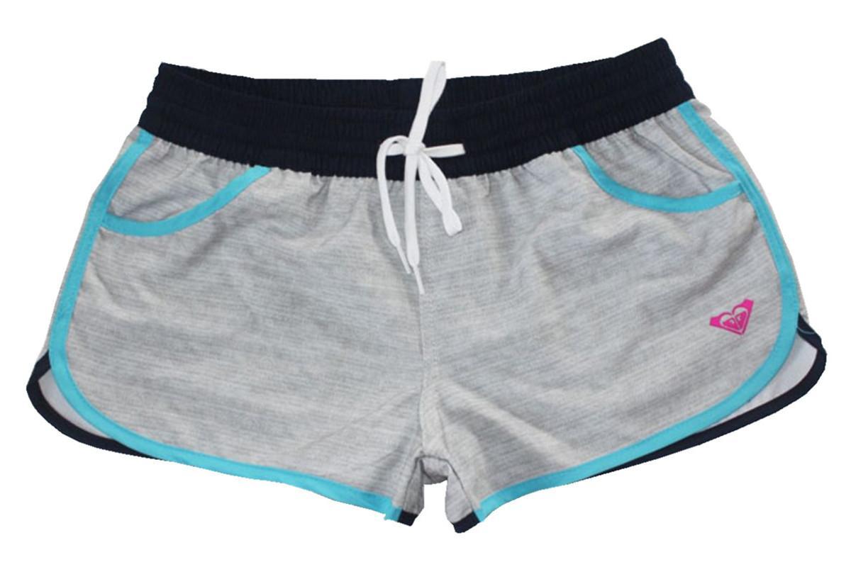 3124d7998199 ROXY Pantalones cortos de tela Spandex para mujer Pantalones de surf de  secado rápido Trajes de baño Pantalones de baño Pantalones cortos de  bermudas ...