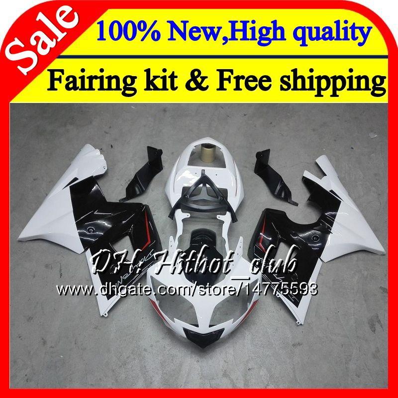 Triumph Beyaz Gövde Beyaz Siyah Daytona 600 03 05 650 03 04 05 Daytona600 6HT16