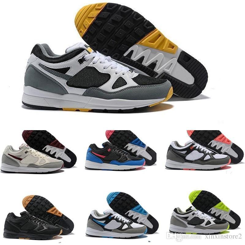 buy online 1cd85 2c51c Acheter Nike Air Span II 2019 New Airs Span II 2 Vieux Papa Chaussures Mode  Homme Loisirs Sauvages Vêtements De Course À Pied Taille 40 45 De  108.55  Du ...