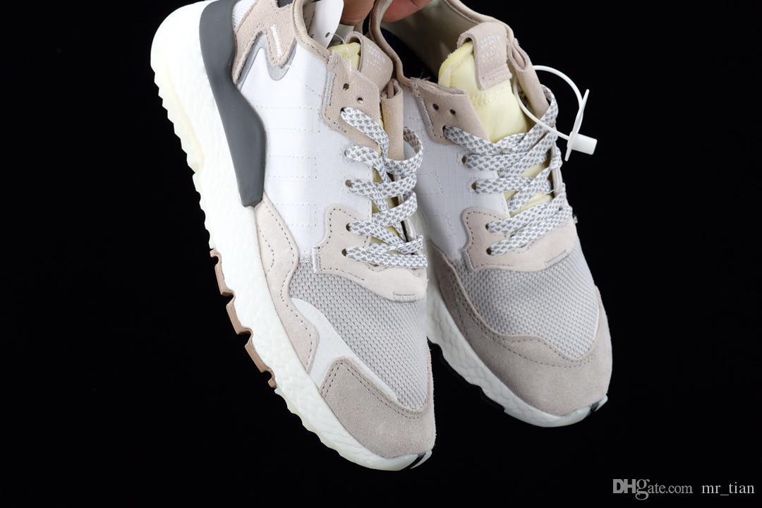 25d46c233d Adidas Originals 2019 Nite Jogger Boost Originals 2019 Nite Jogger N.  articolo CG5952 Le ultime scarpe da corsa sportive da uomo e da donna  TAGLIA ...