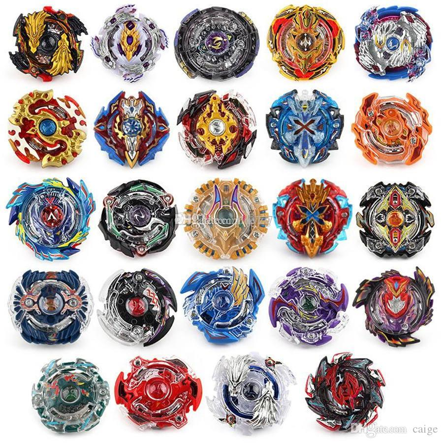 Hot Style 4D Beyblade Burst Toys Arena sin lanzador y caja Beyblades Metal Fighting Gyro Fusion God Spinning Top Bey Blade Blades Toy