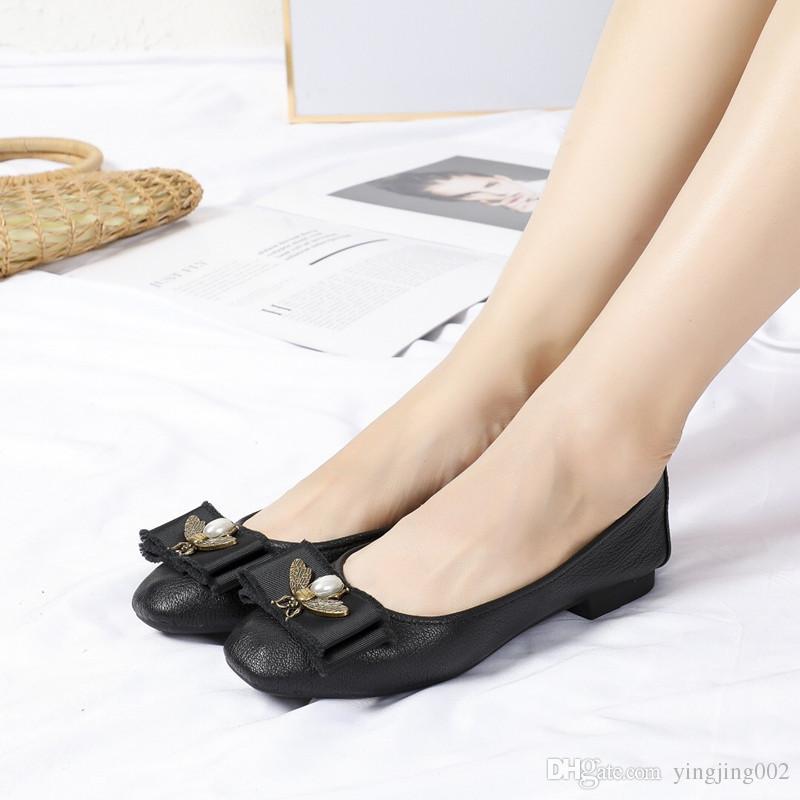5b7f8a90e715 Designer Calfskin Women Catwalk Kitten Heels Pumps Slingbacks Sandals Mules  Flats Dress Wedding wl18110605