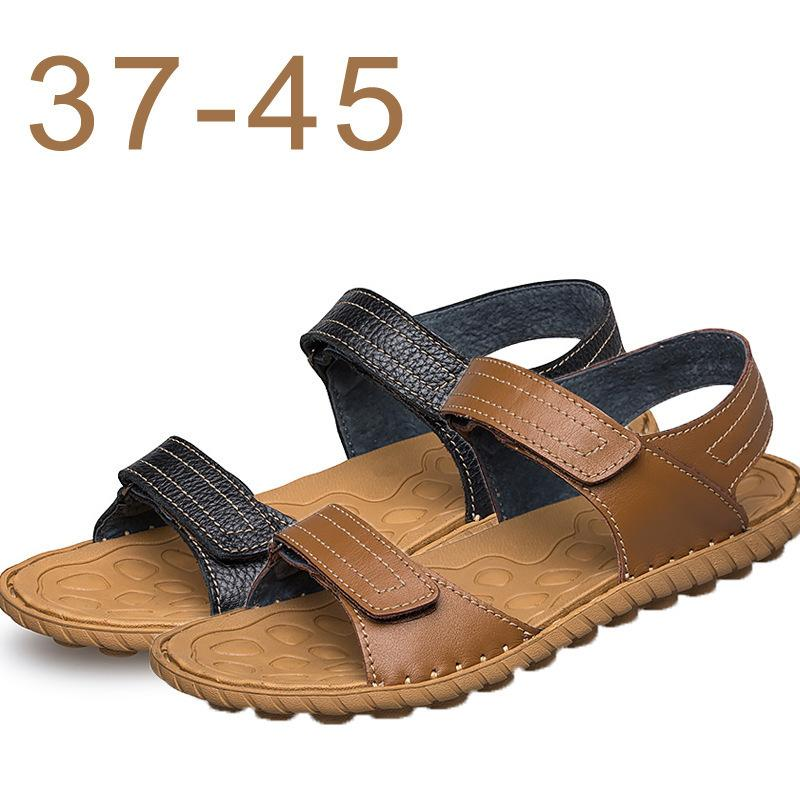 45jlar Sexy2019 Zapatos De Zapato Aire Cuero Genuino Playa Compre Libre vN0wmn8