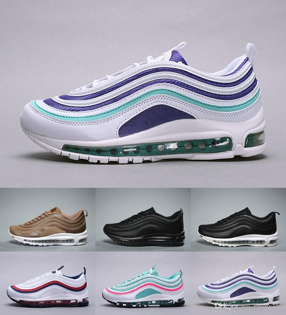 2019 Best Chaussures Mens Sneakers Shoes Classic 97 Men Running