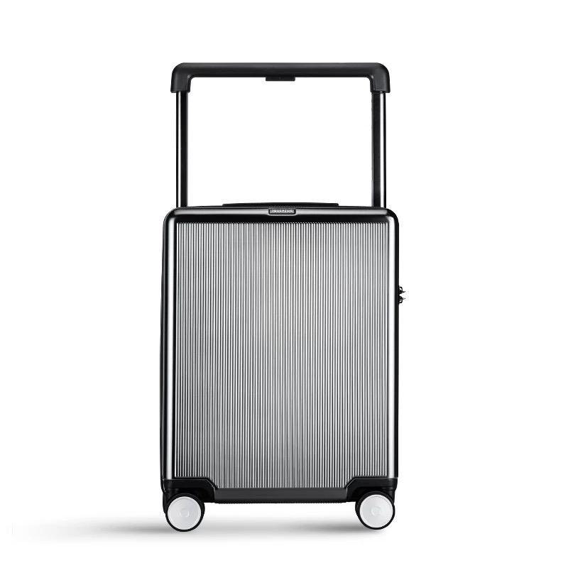 Reise Tale 20 25 Zoll Abs Tsa Erweiterbar Spinner Trolley Koffer Rosa Roll Gepäck Mit Rädern Gepäck & Taschen Gepäck & Reisetaschen