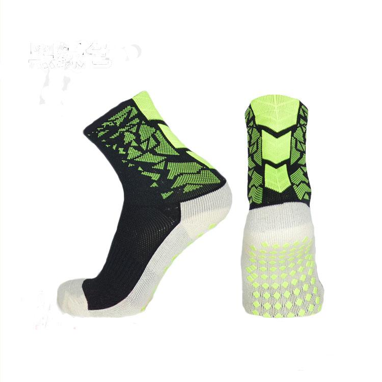 49d3260a14c2 2019 New Tocksox Soccer Socks Anti Slip Trusox Mid Calf Cotton Football  Socks Calcetin De Futbol Meias Calcetines Colorful Football Socks From  Mountainbike