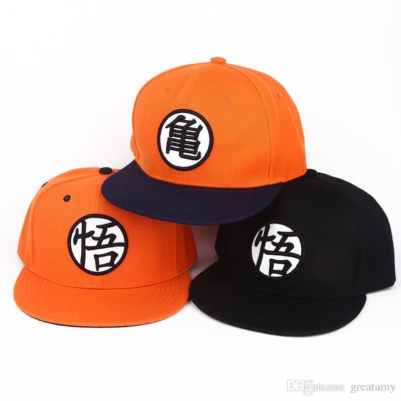 72443e9b559d0 Compre Gorra De Golf Anime Dragon Ball Z   Dragonball Goku Hat Para Hombres  Gorra De Béisbol Ajustable De Hip Hop A  3.81 Del Greatamy