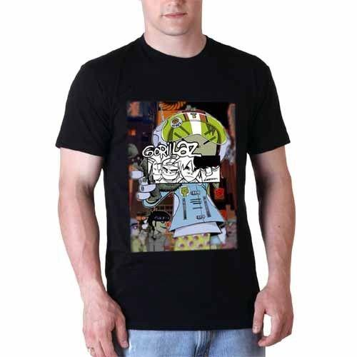 7d4f37976f Gorillaz Band T-shirt New Men's Tee Size S to 3XL NEW Fashion T ...
