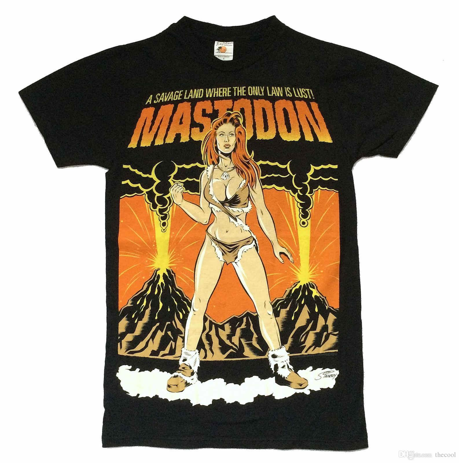 535b792d9d Mastodon Law Is Lust Black T Shirt New Official Band Merch Stainboy Art  Original T Shirts T Shirts With Sayings From Yubin06, $25.33| DHgate.Com