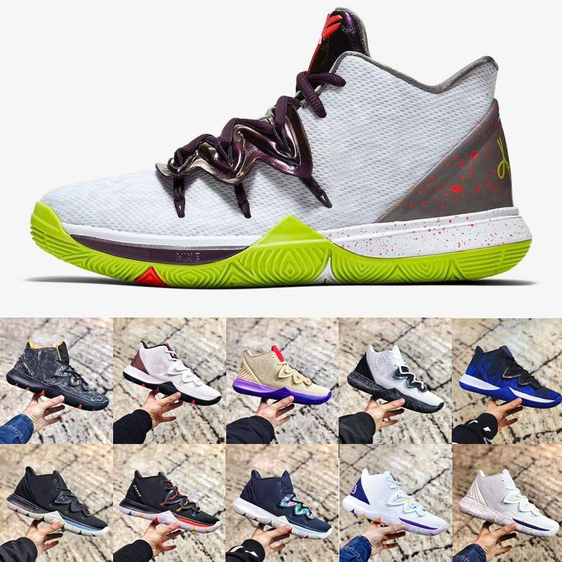 bed4003f975f 2019 Fashion Kyrie Shoes 5 Sports Sneakers Irving 5s Mens Basketball ...