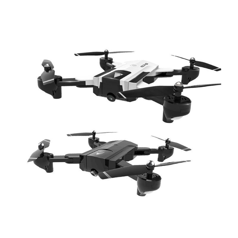 SG900-S GPS Drone Camera HD 720P Profession FPV Wifi RC Drone Fixed Point  Altitude Hold Follow Me Dron Quadcopter vs H501s