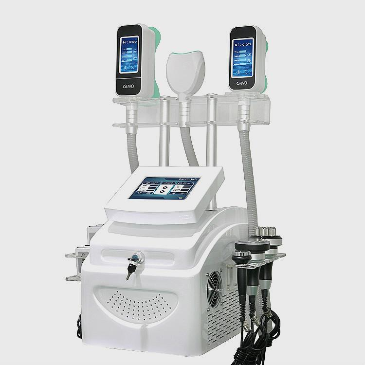 360° Cryolipolysis Machine For Double Chin Treatment And ...