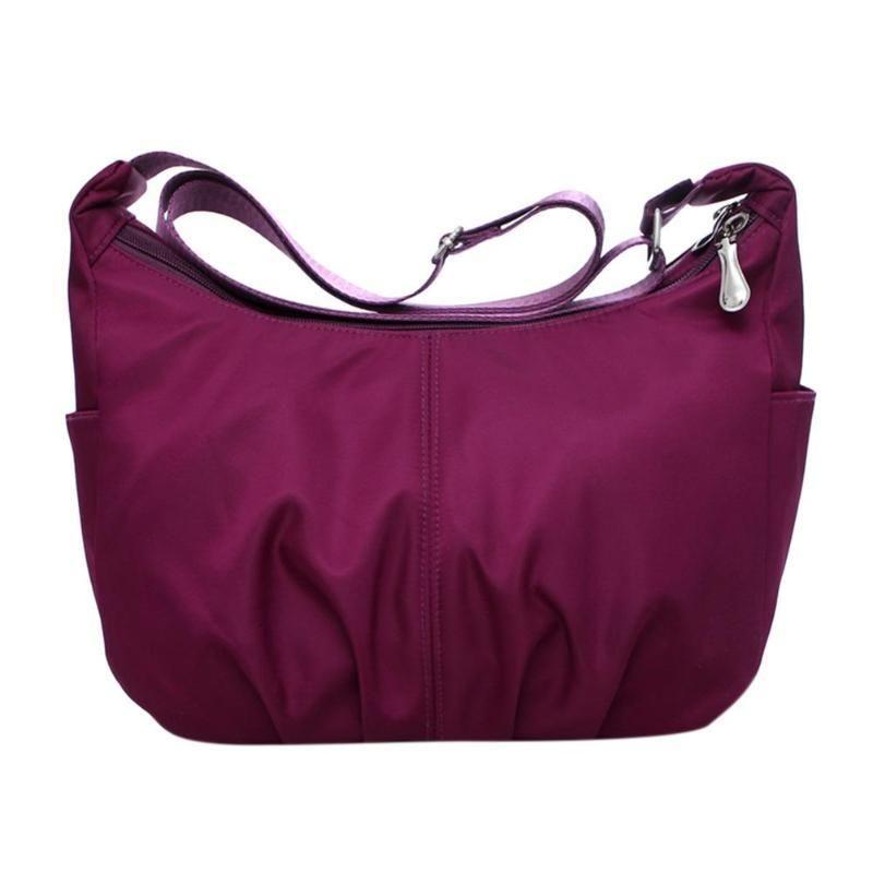 f161a1e5adb6 Designer Waterproof Nylon Women Crossbody Bags Casual Hobos Shoulder Sling  Handbags Messenger Bags Large Capacity Crossbody Bags