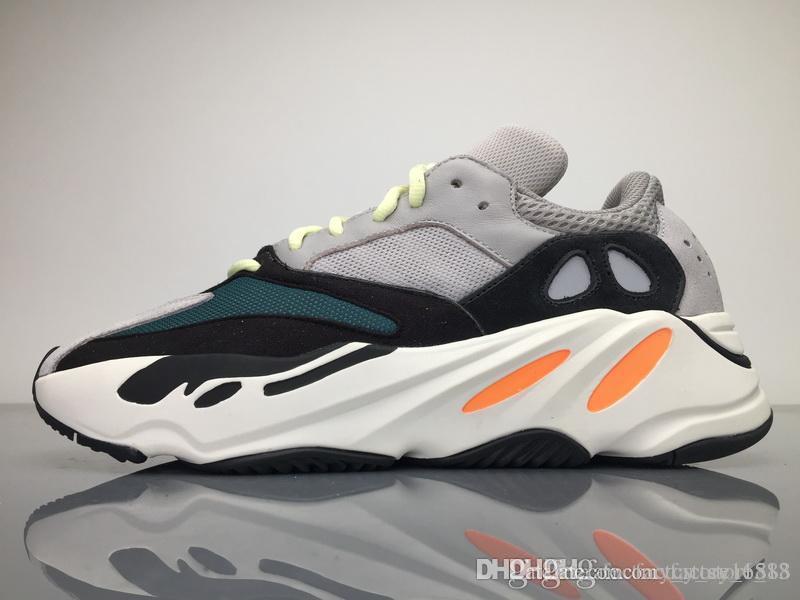 0cb0c78023a Adidas Yeezy Boost 700 Wave Runner KAWS Kanye West Originals Mens ...